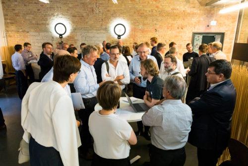 VBKI 2019 – Netzwerken – Start-Up-Pitch-Abend – Gemeinsam
